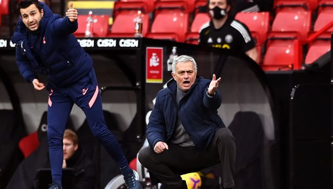 Jose Mourinho has struggled to get a tune out of his players over the past four months