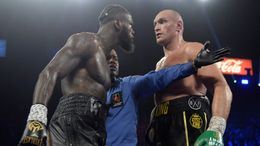 Deontay Wilder has come back to haunt Tyson Fury