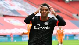 Demarai Gray is reportedly set to swap Bayer Leverkusen for Everton in a £1.5million deal