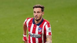 Liverpool transfer target Saul Niguez playing for 2020-21 LaLiga winners Atletico Madrid