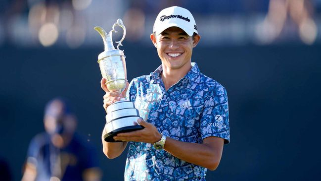 Collin Morikawa landed his second career Major on Sunday when closing out the 2021 Open Championship in impressive fashion