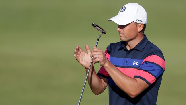 It was a case of what might have been for runner-up Jordan Spieth in Sandwich