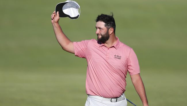 World No1 Jon Rahm finished strongly to grab a share of third at the 2021 Open Championship