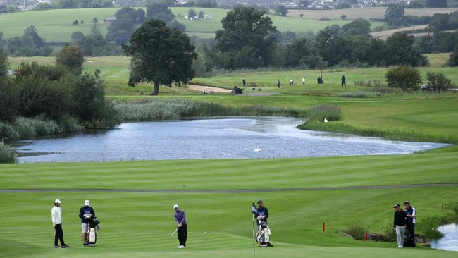 Celtic Manor will once again play host to the Wales Open this week