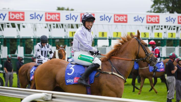 Ginger Jam has won twice before on current mark