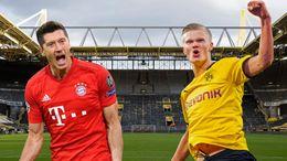 Paris Saint-Germain are keen to sign Robert Lewandowski or Erling Haaland should Kylian Mbappe leave