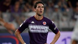 In-form Fiorentina striker Dusan Vlahovic is attracting interest from across the continent