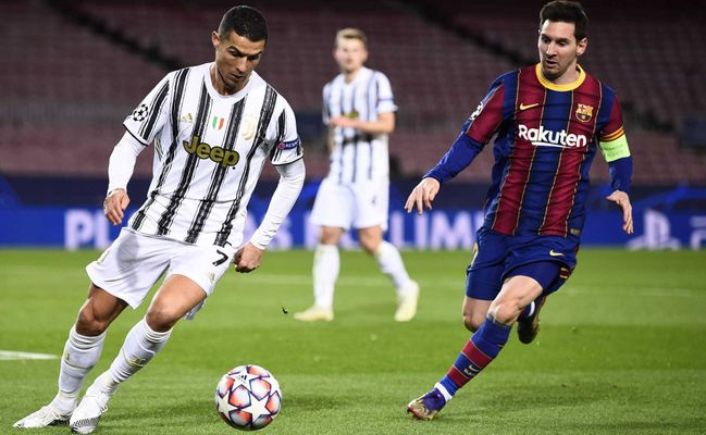 Cristiano Ronaldo and Lionel Messi are taken for granted by some, according to Saul Niguez