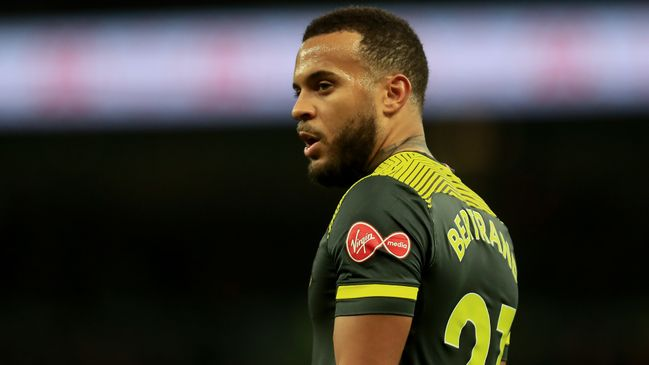A host of top clubs are interested in securing Ryan Bertrand's services