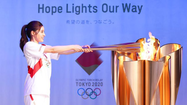 The opening ceremony for Tokyo 2020 will take place on Friday, July 23