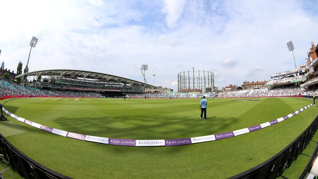 The Oval plays host to the first two games in The Hundred this week