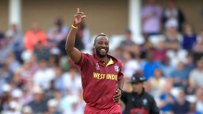 Andre Russell was part of the latest spate of withdrawals from The Hundred