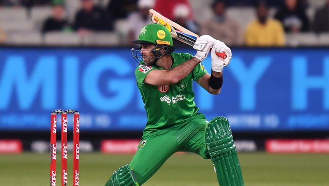 Glenn Maxwell is another of the overseas players to have withdrawn from The Hundred