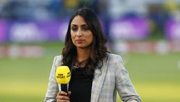 Isa Guha is looking forward to The Hundred swinging into action