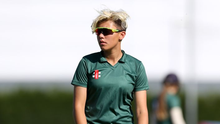 Isa Guha picked out Issy Wong as one of the young English cricketers set to shine