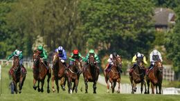 There are six races to come at Sandown on Wednesday night