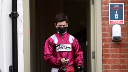 Jockey Oisin Murphy has been booked to ride Wonderful Tonight in the King George VI And Queen Elizabeth Qipco Stakes