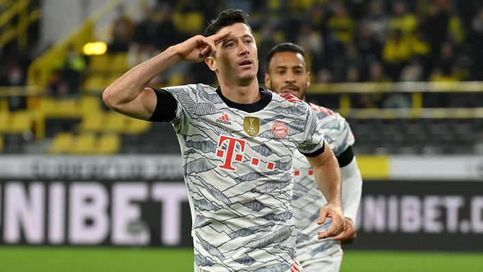 Robert Lewandowski will attract plenty of interest after it was revealed he is looking for a new challenge