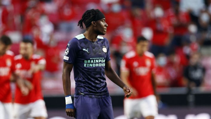 England youngster Noni Madueke is attracting plenty of interest after a string of impressive displays for PSV