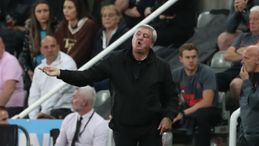 Steve Bruce is yet to see Newcastle win in the Premier League