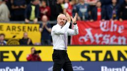 Sean Dyche has signed a new four-year deal at Burnley
