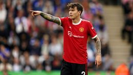 Victor Lindelof is one of five players who could leave Manchester United in January