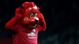 Fred the Red is one of the most-recognisable Premier League mascots