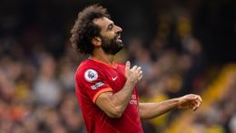 Mohamed Salah has 12 goals in 11 games across all competitions for Liverpool this season