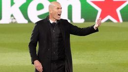 Could Zinedine Zidane be set to take over from Andrea Pirlo?