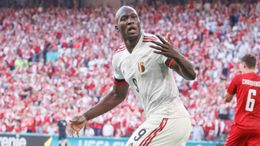 Romelu Lukaku will hope to help Belgium towards top spot in Group B tonight
