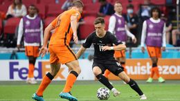 Austrian star Christoph Baumgartner could be Anfield-bound this summer