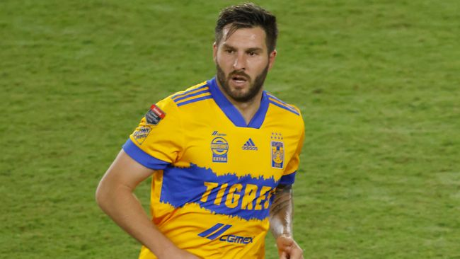 Veteran striker Andre-Pierre Gignac will be looking to fire France to a gold medal at the Tokyo Olympics