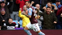 Danny Ings had the Villa Park faithful out of their seats with his opener