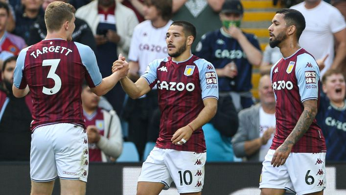 Aston Villa have made a solid start to the campaign but there is still work to be done for Dean Smith