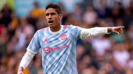 Raphael Varane has hit the ground running since signing for Manchester United