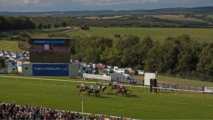 Goodwood will host a seven-race card on Wednesday