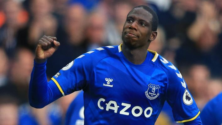 Abdoulaye Doucoure has been ruled out for a lengthy period of time for Everton