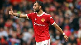 Bruno Fernandes has been described as a doubt for Manchester United's game agianst Liverpool