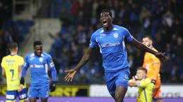 West Ham will face one of the deadliest forwards in Europe in Genk star Paul Onuachu