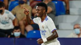 Vinicius Junior will be looking to fire  Real Madrid to victory