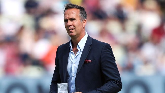 Michael Vaughan is looking forward to covering The Hundred for the BBC