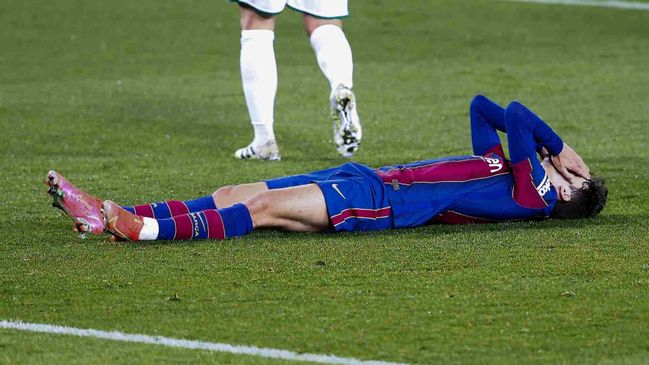 Most of Francisco Trincao's opportunities at Barcelona came via late cameos off the bench