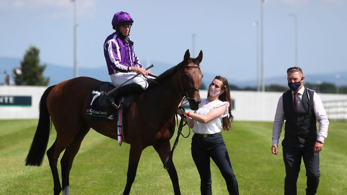 Snowfall could be on her way to the Yorkshire Oaks this summer