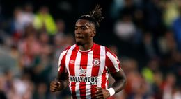 Brentford's Ivan Toney has adapted swiftly to life in the Premier League