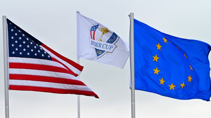 Team Europe will face Team USA and a rowdy crowd in Wisconsin