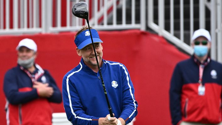 Ryder Cup veteran Ian Poulter often produces his best golf at the team event