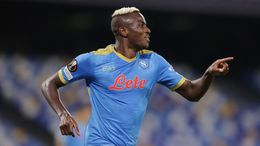 Victor Osimhen has been Napoli's star performer in their stunning start to the campaign