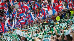 The Old Firm between Celtic and Rangers is always a feisty affair