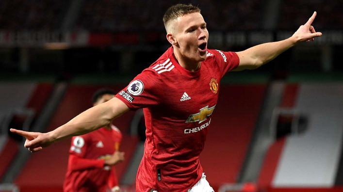 Scott McTominay bagged a quickfire brace the last time Manchester United and Leeds met
