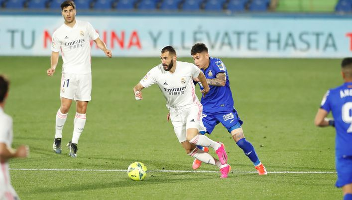 Karim Benzema and Real Madrid know three points is a must